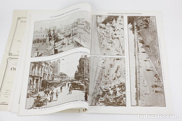 Coleccionismo de Revistas y Periódicos: The Otago Witness, Christmas annual, 1928, Dunedin, New Zealand. 47,5x33cm - Foto 8 - 195186090