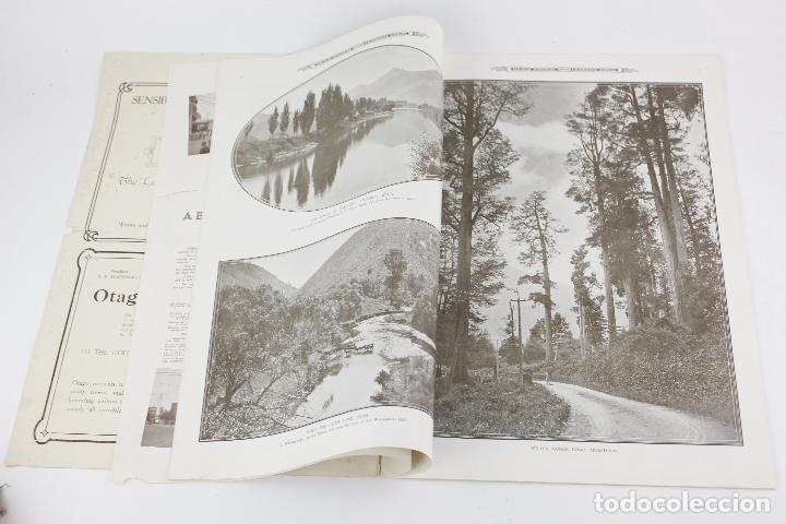 Coleccionismo de Revistas y Periódicos: The Otago Witness, Christmas annual, 1928, Dunedin, New Zealand. 47,5x33cm - Foto 9 - 195186090