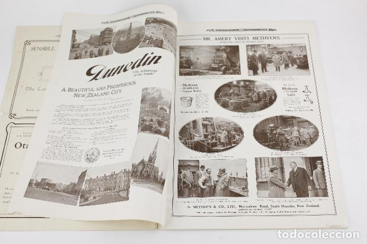 Coleccionismo de Revistas y Periódicos: The Otago Witness, Christmas annual, 1928, Dunedin, New Zealand. 47,5x33cm - Foto 10 - 195186090