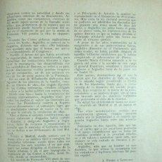 Coleccionismo de Revistas y Periódicos: GRAN HOTEL COVADONGA. OVIEDO. PUBLICIDAD. ASTURIAS. 1931. Lote 195191740