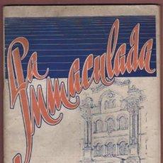 Coleccionismo de Revistas y Periódicos: REVISTA ESCUELA - LA INMACULADA DE SANTA FE - REPUBLICA ARGENTINA Nº 212 1948 . Lote 195201837