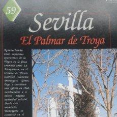 Coleccionismo de Revistas y Periódicos: ESPAÑA ENCANTADA 59-60 PALMAR DE TROYA. LA VIRGEN DE PEDRERAS. OVNIS EN SANLUCAR LA MAYOR Y CADIZ . Lote 195212335