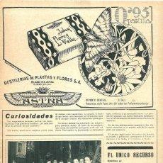 Coleccionismo de Revistas y Periódicos: 1928 HOJA REVISTA MADRID SALÓN NANCY EXPOSICIÓN DE HIERROS ARTÍSTICOS FORJADOR ARTIST GERARDO ALEGRE. Lote 195213097