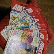 Coleccionismo de Revistas y Periódicos: REVISTAS MICRO HOBBY AMSTRAD. Lote 195216315