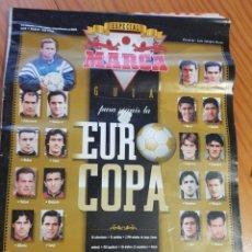 Coleccionismo de Revistas y Periódicos: MARCA ESPECIAL EUROCOPA 96. Lote 195219288