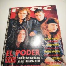 Coleccionismo de Revistas y Periódicos: MAC NÚMERO 20. HÉROES DEL SILENCIO. Lote 195225615