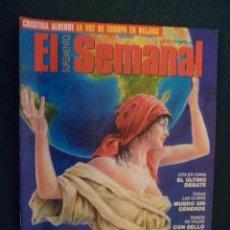 Coleccionismo de Revistas y Periódicos: SUPLEMENTO EL SEMANAL ESPECIAL / MUJERES EN ACCIÓN / Nº 410 - 1995. Lote 195227257