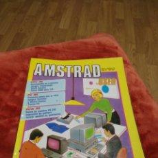 Coleccionismo de Revistas y Periódicos: REVISTAS AMSTRAD USER. Lote 195227272