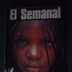 Coleccionismo de Revistas y Periódicos: SUPLEMENTO EL SEMANAL / NIÑOS DEL SIDA - Nº 475. Lote 195230035