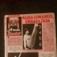 Coleccionismo de Revistas y Periódicos: SUPLEMENTO REVISTA LIB (COMPLETO)-NADIA COMANECI. Lote 195232758
