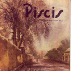 Coleccionismo de Revistas y Periódicos: TENERIFE - PISCIS Nº 1 1952. Lote 195250830