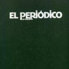 Coleccionismo de Revistas y Periódicos: EL PERIÓDICO DE CATALUNYA 1978-1983. Lote 195251745