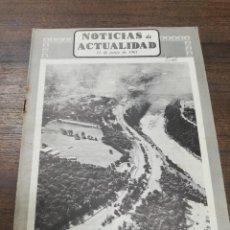 Coleccionismo de Revistas y Periódicos: NOTICIAS DE ACTUALIDAD. 15 JUNIO 1961. ABRAHAM LINCILN Y LA GUERRA CIVIL. UNA GRAN CENTRAL ELECTRICA. Lote 195278473