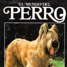 Coleccionismo de Revistas y Periódicos: EL MUNDO DEL PERRO SEIS NÚMEROS AGOTADOS 1980 . Lote 195284168