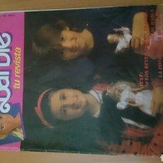 Coleccionismo de Revistas y Periódicos: REVISTA BARBIE, TU REVISTA. NUMERO 11, 1986. Lote 195285373