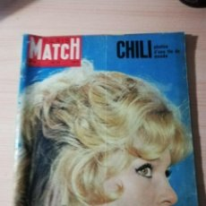 Coleccionismo de Revistas y Periódicos: BRIGITTE BARDOT. REVISTA PARIS MATCH 1960. Lote 195302191