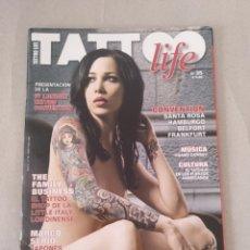 Coleccionismo de Revistas y Periódicos: REVISTA TATTOO LIFE N° 35 AÑO VI. PUBLICADO POR MEDIAFRIENDS. Lote 195302647