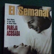 Coleccionismo de Revistas y Periódicos: SUPLEMENTO EL SEMANAL / PAREJA ACOSADA / Nº 379 - 1995. Lote 195313613