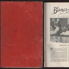Coleccionismo de Revistas y Periódicos: REVISTA ILUSTRADA BLANCO Y NEGRO. AÑO 1905 - A-REVIL-0481. Lote 195327210