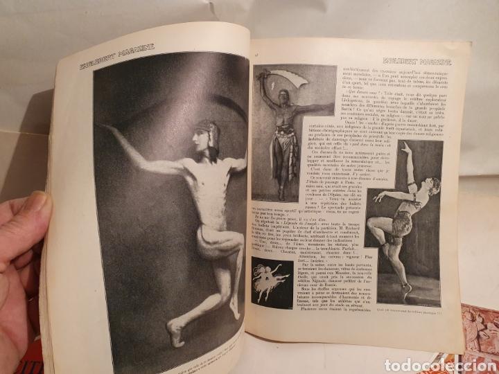 Coleccionismo de Revistas y Periódicos: 2 REVISTAS DE COCHES FRANCESAS. AÑOS 20. ENGLEBERT. - Foto 3 - 195327623