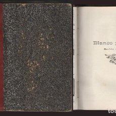 Coleccionismo de Revistas y Periódicos: REVISTA ILUSTRADA BLANCO Y NEGRO. AÑO 1901. - A-REVIL-0482. Lote 195327958