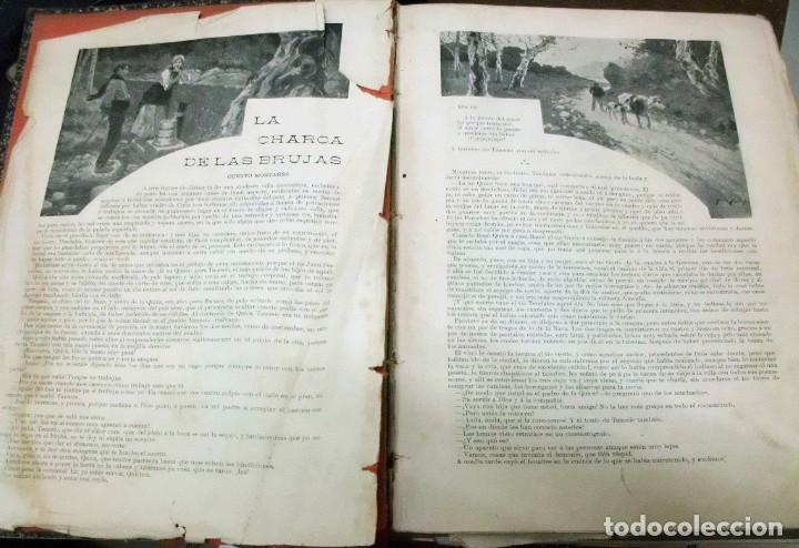 Coleccionismo de Revistas y Periódicos: REVISTA ILUSTRADA BLANCO Y NEGRO. AÑO 1901. - A-REVIL-0482 - Foto 2 - 195327958