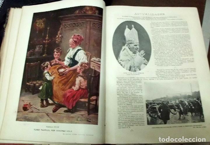 Coleccionismo de Revistas y Periódicos: REVISTA ILUSTRADA BLANCO Y NEGRO. AÑO 1901. - A-REVIL-0482 - Foto 4 - 195327958