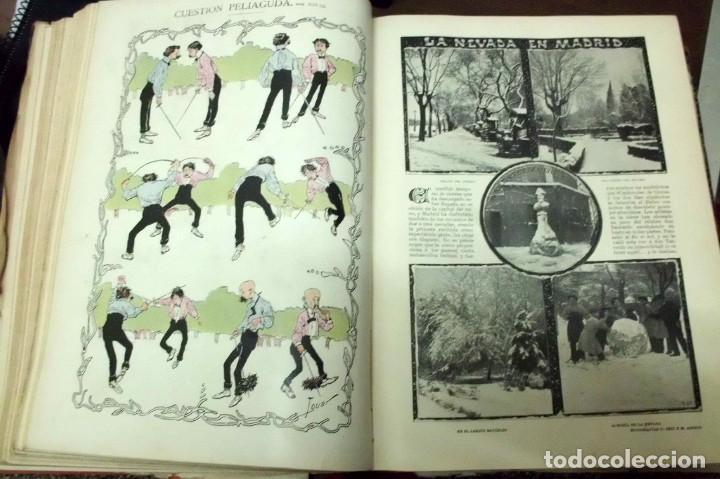 Coleccionismo de Revistas y Periódicos: REVISTA ILUSTRADA BLANCO Y NEGRO. AÑO 1901. - A-REVIL-0482 - Foto 6 - 195327958
