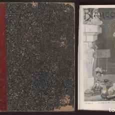 Coleccionismo de Revistas y Periódicos: REVISTA ILUSTRADA BLANCO Y NEGRO. AÑO 1900. - A-REVIL-0483. Lote 195328611