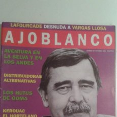Coleccionismo de Revistas y Periódicos: AJOBLANCO 67 OCTUBRE 1994 ESPECIAL EUGENIO TRIAS. EL HORTELANO. MAYTE MARTIN, MISIA, NOA, TORI AMOS,. Lote 195330107