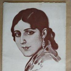 Coleccionismo de Revistas y Periódicos: LA SEMANA GRAFICA. AÑO 1927, Nº 41. VIERNES SANTO MURCIA, MOROS Y CR. ALCOY, CARTAGENA, VALENCIA, . Lote 195332373
