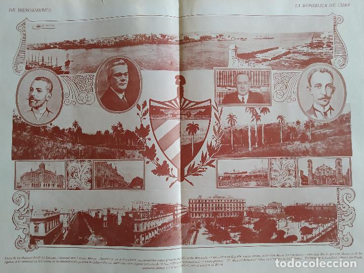 Coleccionismo de Revistas y Periódicos: LA SEMANA GRAFICA. AÑO 1927, Nº 41. VIERNES SANTO MURCIA, MOROS Y CR. ALCOY, CARTAGENA, VALENCIA, - Foto 3 - 195332373