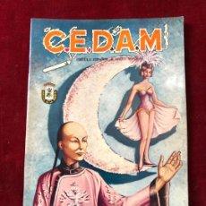 Coleccionismo de Revistas y Periódicos: CEDAM. Nº 56. CIRCULO ESPAÑOL DE ARTES MÁGICAS - VV.AA.. Lote 195340888