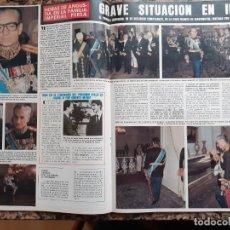 Coleccionismo de Revistas y Periódicos: EL SHA DE PERSIA FARAH DIBA. Lote 195343178