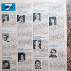 Coleccionismo de Revistas y Periódicos: MARY PICKFORD LIZ ELIZABETH TAYLOR . Lote 195343481