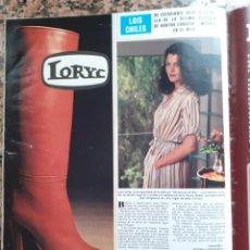 Coleccionismo de Revistas y Periódicos: LOIS CHILES . Lote 195344422