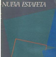 Coleccionismo de Revistas y Periódicos: NUEVA ESTAFETA Nº 38. ENERO 1982.. Lote 195345165