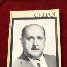 Coleccionismo de Revistas y Periódicos: CEDAM. CIRCULO ESPAÑOL DE ARTES MÁGICAS. Lote 195355285