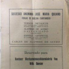 Coleccionismo de Revistas y Periódicos: REVISTA REVISTA DE TABASCOS : ÓRGANO DE ENSAYOS DE CULTIVO DEL TABACO EN ESPAÑA. 1931. Lote 195370975