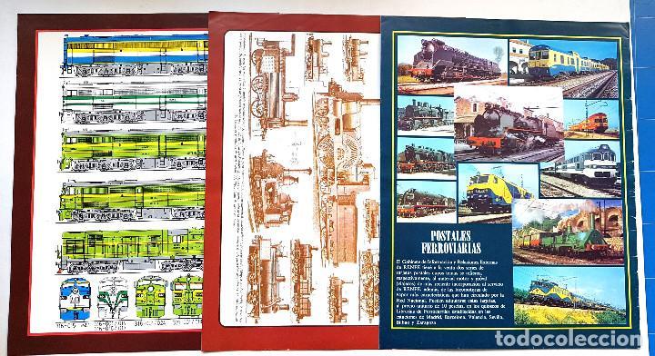 Coleccionismo de Revistas y Periódicos: REVISTA FERROVIARIA, VIA LIBRE LOTE - Foto 10 - 195377470