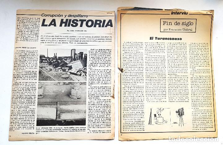 Coleccionismo de Revistas y Periódicos: REVISTA FERROVIARIA, VIA LIBRE LOTE - Foto 11 - 195377470