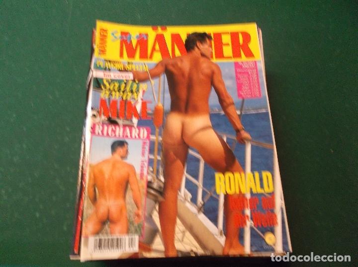 SUPER MANNER PLAYGIRL SPECIAL Nº 4-2002, REVISTA EROTICA DE HOMBRES ,SOLO PARA ADULTOS,ALEMANA (Coleccionismo - Revistas y Periódicos Modernos (a partir de 1.940) - Otros)