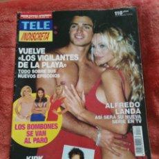 Coleccionismo de Revistas y Periódicos: REVISTA TELE INDISCRETA N.477 AÑO 1994. Lote 195384998
