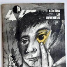 Coleccionismo de Revistas y Periódicos: LA LUNA DE MADRID - 11 - OCTUBRE 1984. Lote 195386356