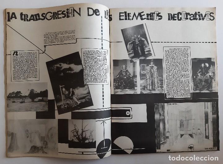 Coleccionismo de Revistas y Periódicos: LA LUNA DE MADRID - 11 - octubre 1984 - Foto 3 - 195386356