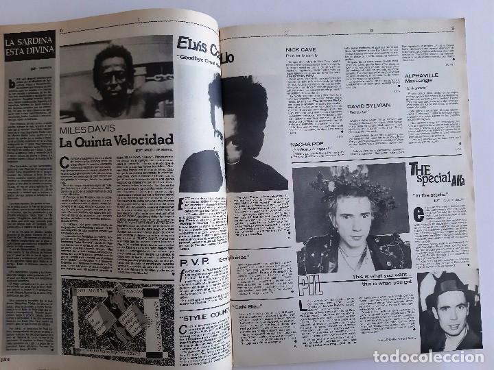 Coleccionismo de Revistas y Periódicos: LA LUNA DE MADRID - 11 - octubre 1984 - Foto 4 - 195386356