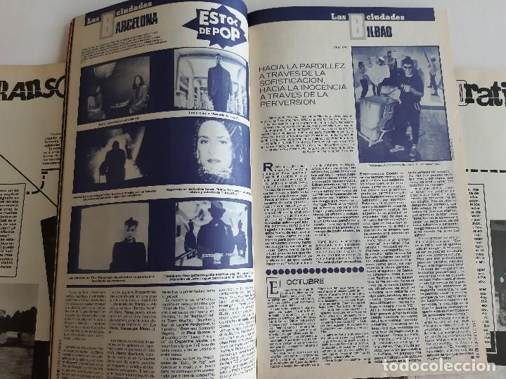 Coleccionismo de Revistas y Periódicos: LA LUNA DE MADRID - 11 - octubre 1984 - Foto 7 - 195386356