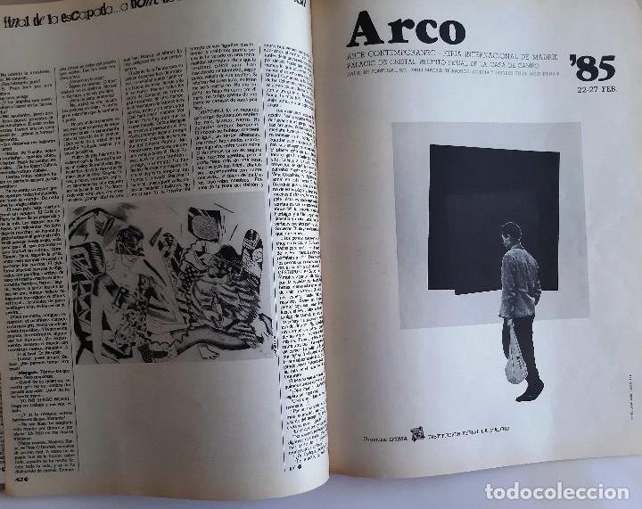 Coleccionismo de Revistas y Periódicos: LA LUNA DE MADRID - 11 - octubre 1984 - Foto 9 - 195386356
