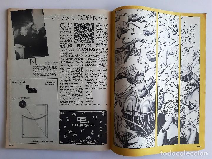Coleccionismo de Revistas y Periódicos: LA LUNA DE MADRID - 11 - octubre 1984 - Foto 11 - 195386356