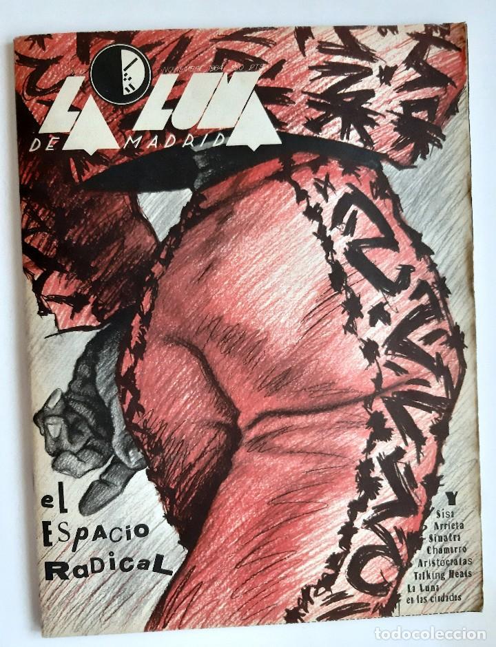 LA LUNA DE MADRID - NOVIEMBRE 1984 - 12 (Coleccionismo - Revistas y Periódicos Modernos (a partir de 1.940) - Otros)